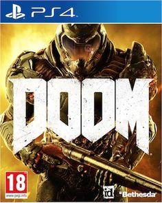Bethesda PS4 Doom - AllYourGames.nl