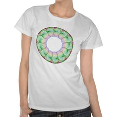 Fractal Rainbow Shirt