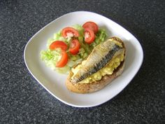 This pan fried mackerel fillet and scrambled eggs on toast is just one of the recipes you will find on this page, dedicated to super quick and easy mackerel recipes. The main theme of the page is looking at Atlantic mackerel from the point at which they are caught, how to easily fillet them and how to cook them up in a variety of ways. Remember, mackerel are delicious, nutritious and sustainable...making them the perfect all round fish meal.