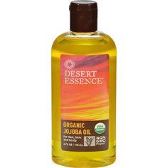 Desert Essence Jojoba Oil - 4 fl oz