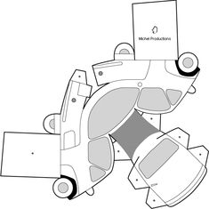 Make your own BMW Isetta