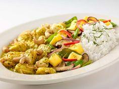 Thai Coconut-Lime Chicken