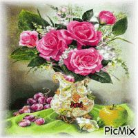 Flower in the vase Cross Crafts, 5d Diamond Painting, Cross Paintings, Resin Art, Diy Flowers, Floral Embroidery, Diy Painting, Art Decor, Home Decoration