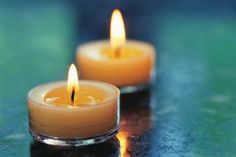 Candles are good for feng shui - Heide Benser/ Corbis/ Getty Images