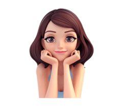 I hope you like this cute girl :) Cute Cartoon Pictures, Cute Cartoon Girl, Cartoon Art, Beautiful Girl Drawing, Cute Girl Drawing, Girl Cartoon Characters, Girly M, Cute Girl Wallpaper, Digital Art Girl