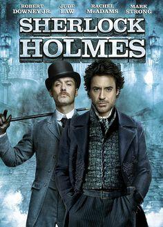 Sherlock Holmes [DVD] [2009]: Amazon.co.uk: Robert Downey Jr., Jude Law, Rachel McAdams, Mark Strong, Guy Ritchie: DVD & Blu-ray