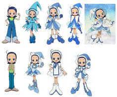 Doremi Anime, Anime Chibi, Manga Anime, Ojamajo Doremi, Pokemon, Art Drawings Sketches Simple, Old Anime, Manga Pictures, Manga Girl