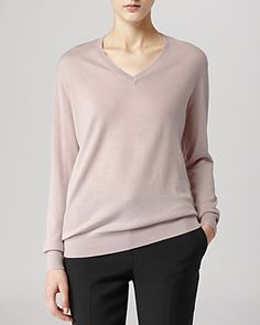 Reiss Sweater - Reed V-Neck