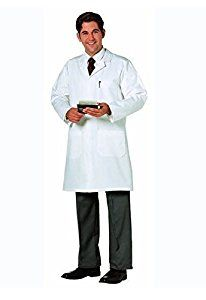 A traditional style laboratory/warehouse coat. It has a concealed press stud front and pockets. One breast pocket. Two front patch pockets. Stud front. Made from.. See the full review  >> http://ift.tt/2m0OS61