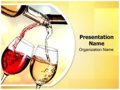 Pouring Wine Point Template For Your Upcoming Presentation And Attract Viewers This Ppt Is