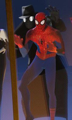 Avengers Art, Marvel Art, Marvel Comics, Spidr Man, Miles Morales Spiderman, Black Panther Art, Spiderman Art, Spideypool, Batcave