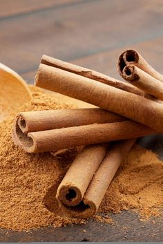 How Cinnamon Lowers Blood Sugar and Fights Diabetes – Infographic