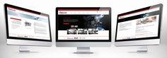 Desenvolvimento de site para o cliente: Ergon  www.ergonsc.com.br