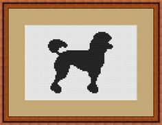 Excited to share the latest addition to my #etsy shop: Poodle cross stitch pattern dog Silhouette Easy cross stitch chart Modern cross stitch pattern beginner Xstitch pattern modern #crossstitchpattern #xstitchpattern #crossstitchchart #moderncrossstitch #poodle http://etsy.me/2n71UUw