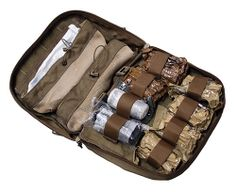 Tactical Medical Solutions | Military - First Responder Kits - Patrol Aid Bag