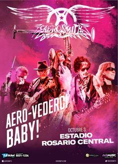 #Aerosmith #ARgentina #ErMusicNEWS #ErMusic