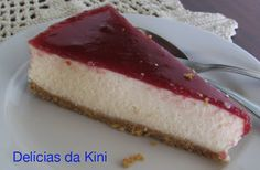 Cheesecake (c/queijo fresco)
