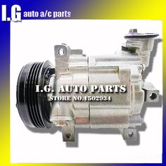 DKV10R For Car Subaru Forester 2.5L / Impreza 2.5L AC Compressor 73111fg001 73111-SA010 73111SA010 506021-7572 5060217572