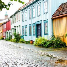 Trondheim by Fabiola Torp Herfjord