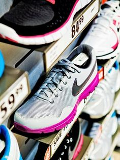 How to choose the perfect athletic shoe for you: from Fitness.com keepin-it-fit-and-active
