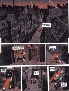 Christophe Blain - Isaac the Pirate