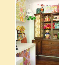 This hutch!!  http://thompsonfamily.typepad.com/thompson_familylife/2012/05/studio-tour.html