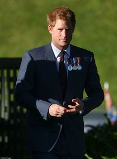Prince Harry is in New Zealand from May 9 through to May 16 attending events in Wellington...