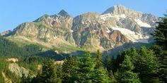 Tzoumerka Mountains Middle School History, Greek History, Greece Travel, Mount Rainier, Explore, Mountains, Places, Nature, Paint