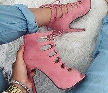 Inspirant de l'image élégamment, mode, exquis, rose, chaussure #4514243 par LuciaLin - Résolution 564x564px - Trouver l'image à votre goût