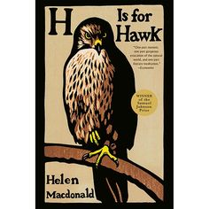 H Is for Hawk at Bas Bleu | UJ7272