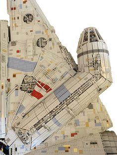 1:20 scale Lego Moc, Millennium Falcon, Scale, Weighing Scale, Libra, Balance Sheet, Ladder, Weight Scale
