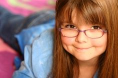 CHILDREN WEARING EYE GLASSES | Helping kids adjust to wearing glasses
