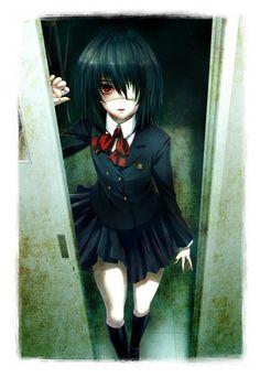 Browse Another misaki mei collected by Jelena Kolundžija and make your own Anime album. Manga Anime, Manga Art, Anime Art, Yandere, Another Misaki Mei, Vocaloid, Gurren Laggan, Animé Fan Art, Cosplay Anime