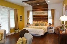 dormitorios de madera modernos | inspiración de diseño de interiores