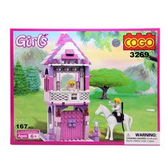 32% OFF COGO #3269 Building Blocks Castle and Princess. DEAL ENDS SEPTEMBER 30! Disney Characters, Fictional Characters, Lego, Aurora Sleeping Beauty, Castle, Girly, Cinderella, Disney Princess, Children