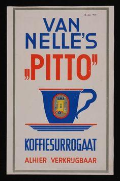 Affiche Van Nelle
