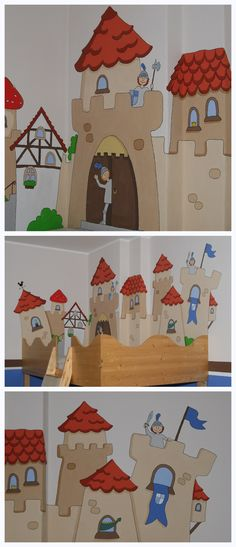 Kinderzimmer Wandgestaltung in Berlin und Brandenburg  Kinderzimmer / kids room  Pinterest ...