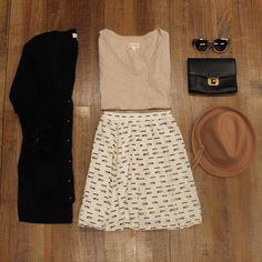 Black & Tan #ootd