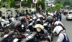 Plt Gubernur DKI Tugaskan Dishub Tertibkan Parkir Liar