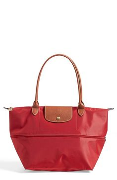 Longchamp 'Le Pliage' Expandable Tote (Nordstrom Exclusive) available at # Nordstrom in
