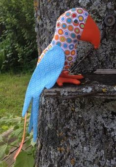le perroquet Tilda