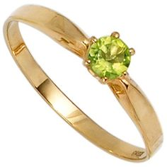 Dreambase Damen-Ring 1 Peridot 14 Karat (585) Gelbgold 54... https://www.amazon.de/dp/B00EYH2OYA/?m=A37R2BYHN7XPNV