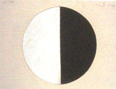 Hilma af Klint - Nr. 1. Utgångsbild, 1920.