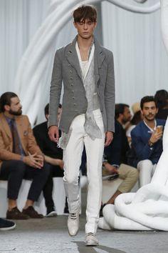 #Menswear #Trends John Varvatos Spring Summer Primavera Verano #Tendencias 2015 Milan