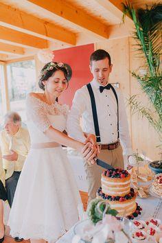 Scheunenhochzeit im Bayerischen Wald von Nadine Lorenz | Hochzeitsblog The Little Wedding Corner