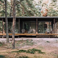 Cabins In The Woods, House In The Woods, Style At Home, Tiny House Cabin, Cabins And Cottages, Cabana, Exterior Design, Future House, Modern Architecture