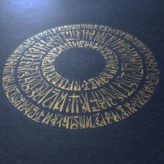 "soemone: ""Work in progress "" Typography, Lettering, Calligraphy, Artist, Letterpress, Letterpress Printing, Artists, Drawing Letters, Calligraphy Art"