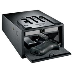 Gander Mountain® > GunVault Biometric Mini Vault - Hunting > Shooting Gear : Firearms, Ammunition, Black Powder, Firearm Accessories