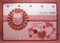 Valentines...By:Annette's Creative Journey
