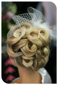 wedding hair #updo